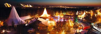 Heimat des Weihnachtsmanns, Fakten