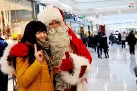 China, Weihnachten, Fakten