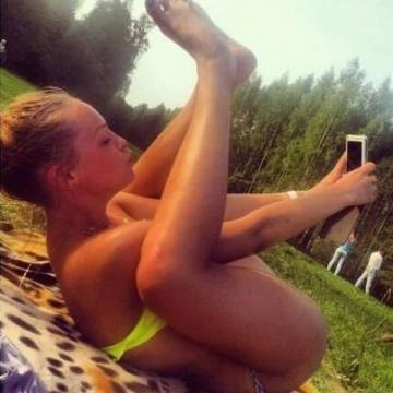 sexy selfie gone wrong