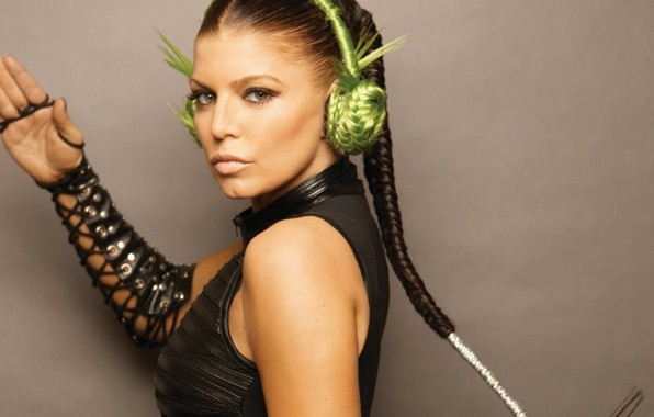 fergie the black eyed peas