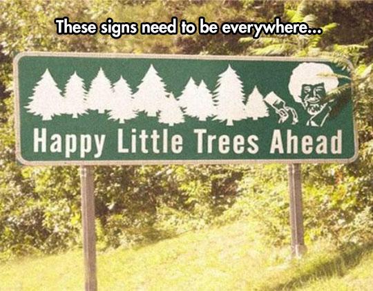 Dieses Schild sollte überall stehen!